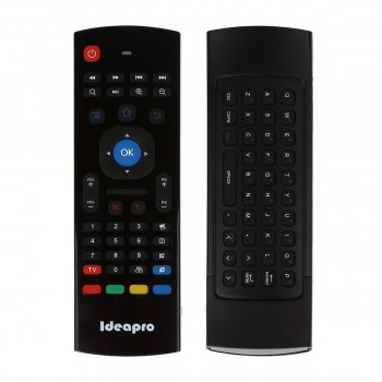 Ideapro 2.4G Mini Wireless Keyboard Romote Control Air Mouse