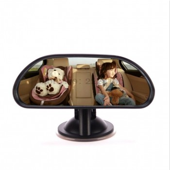 """Ideapro Universal Car Rear Seat View Mirror Baby Child Safety Car Adjustable Baby Mirror Safety Seat mirror in car mirror a child in the backseat (5.78"""" 2.16"""")"""