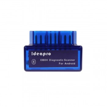 Ideapro OBD2 Car Scanner Super Mini Bluetooth Wireless Scan Tool OBDII Car Diagnostic   Scanner