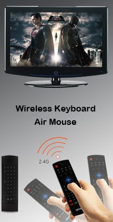 MX3 Air Mouse
